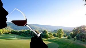 Golf-y-vino