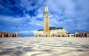Marruecos-Casablanca-Mezquita-de-Kassam-II