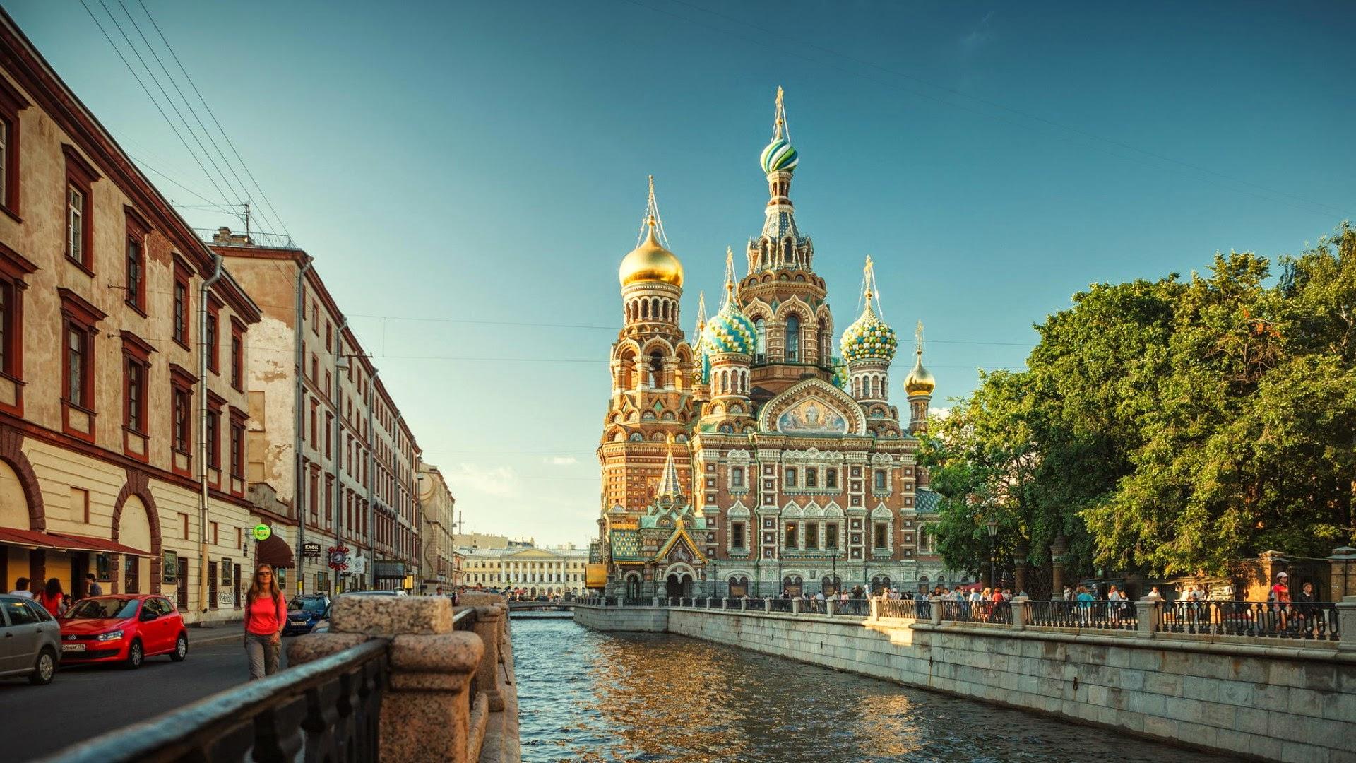 Petersburgo-vistas
