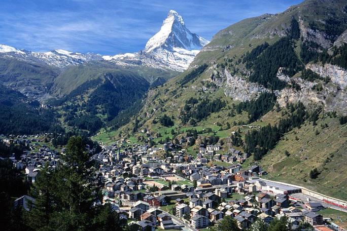 Zermatt-Suiza