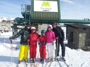 esquiar-con-niños-formigal